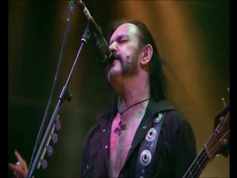 MOTÖRHEAD – Live, Wacken Open Air 2006