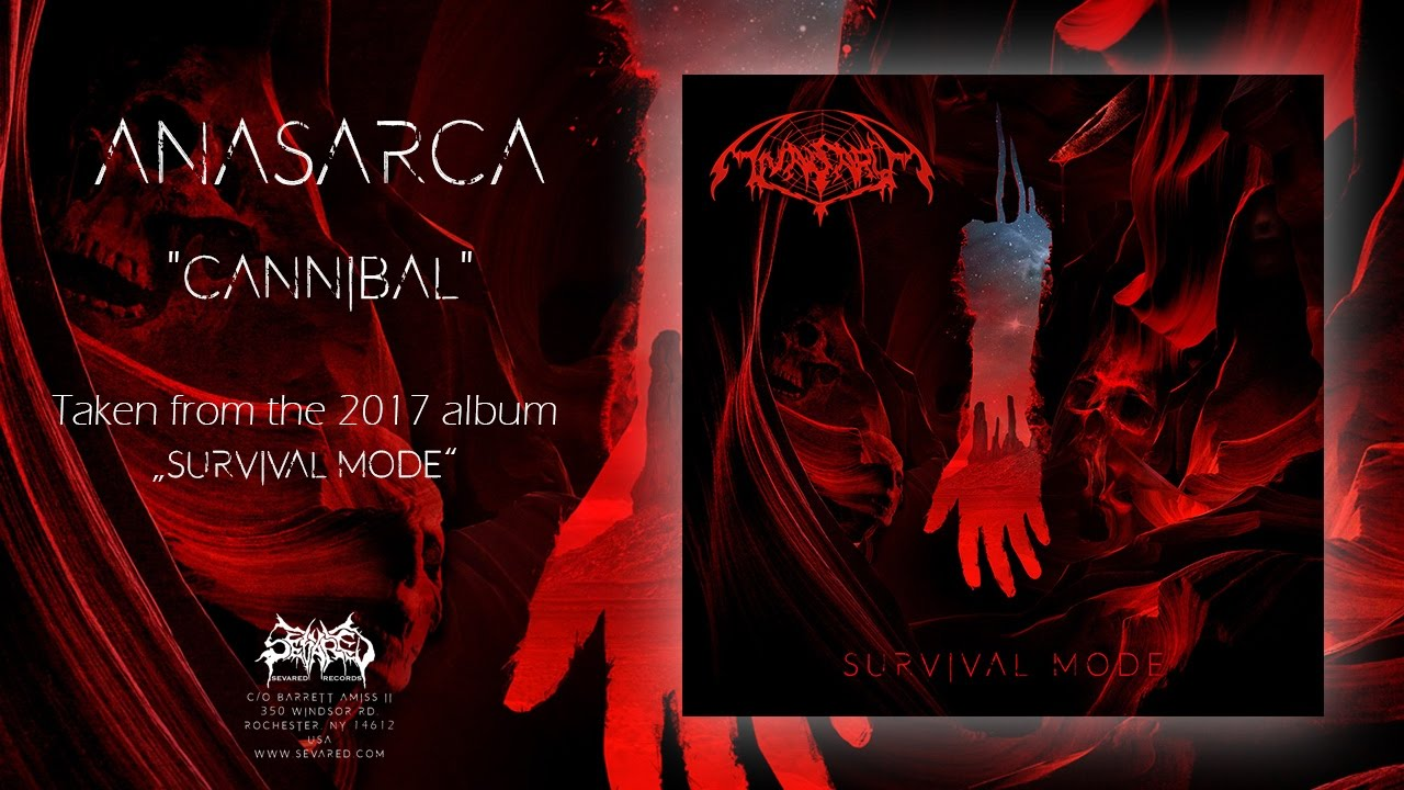 Anasarca – Cannibal (LYRIC)