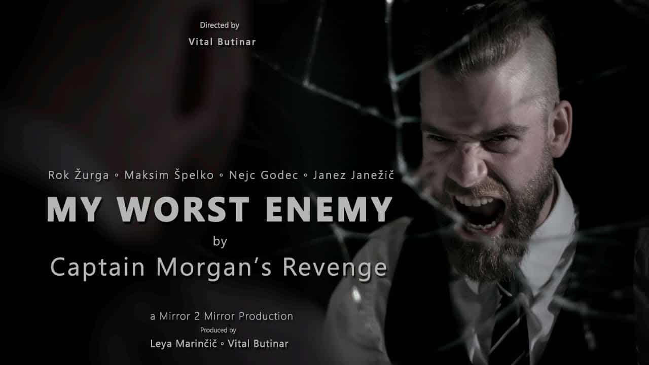 Captain Morgan's Revenge – My worst enemy (OFFICIAL)