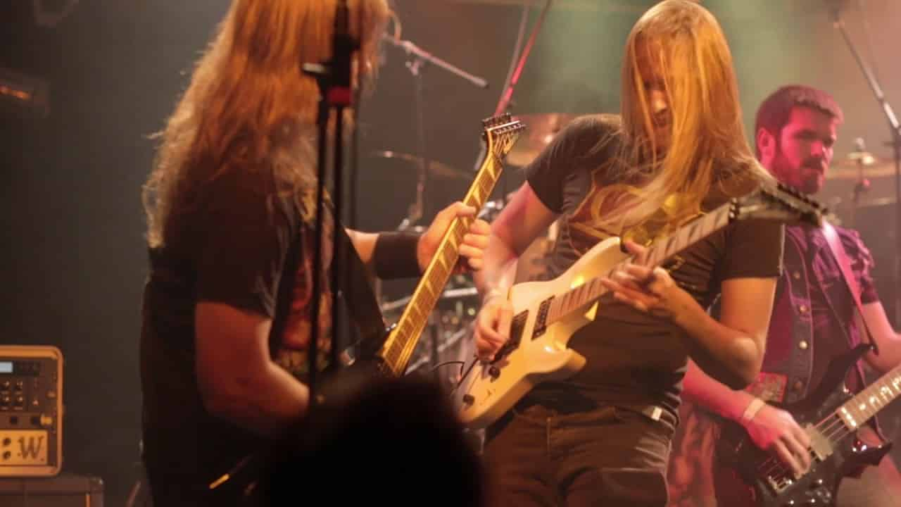 Silent Knight – Power Metal Supreme (LIVE)
