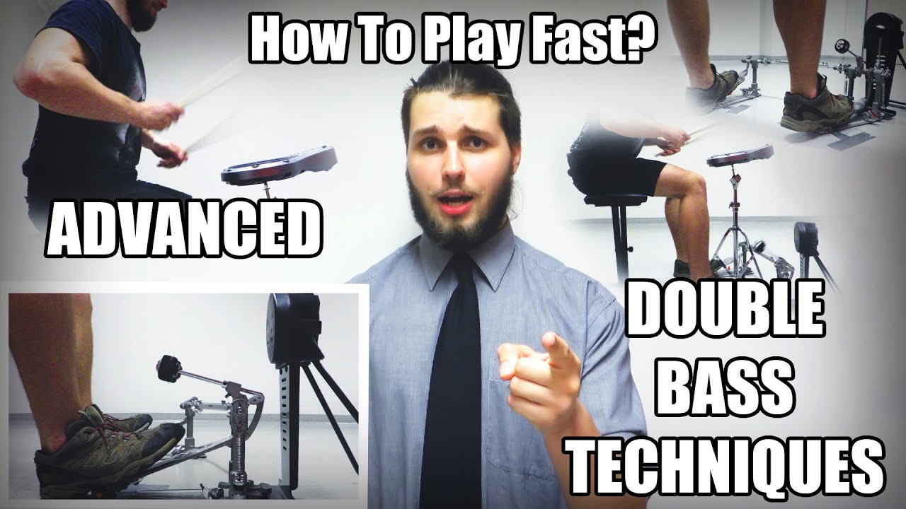 Eugene Ryabchenko – How to play fast double bass (DIY/HOW-TO)