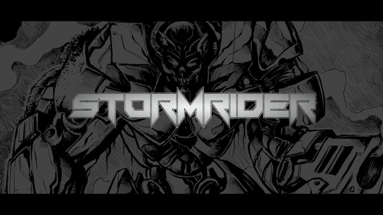 Stormrider – Heavy Metal Machine (OFFICIAL)