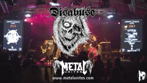 Disabuse – Cry of the Child (LIVE)
