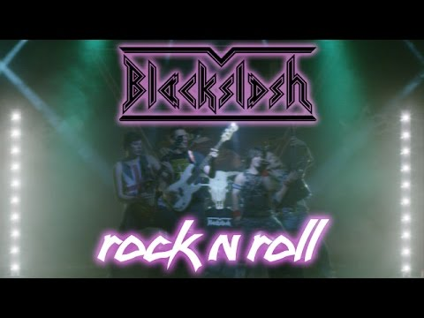 Blackslash – Rock'n Roll (OFFICIAL)