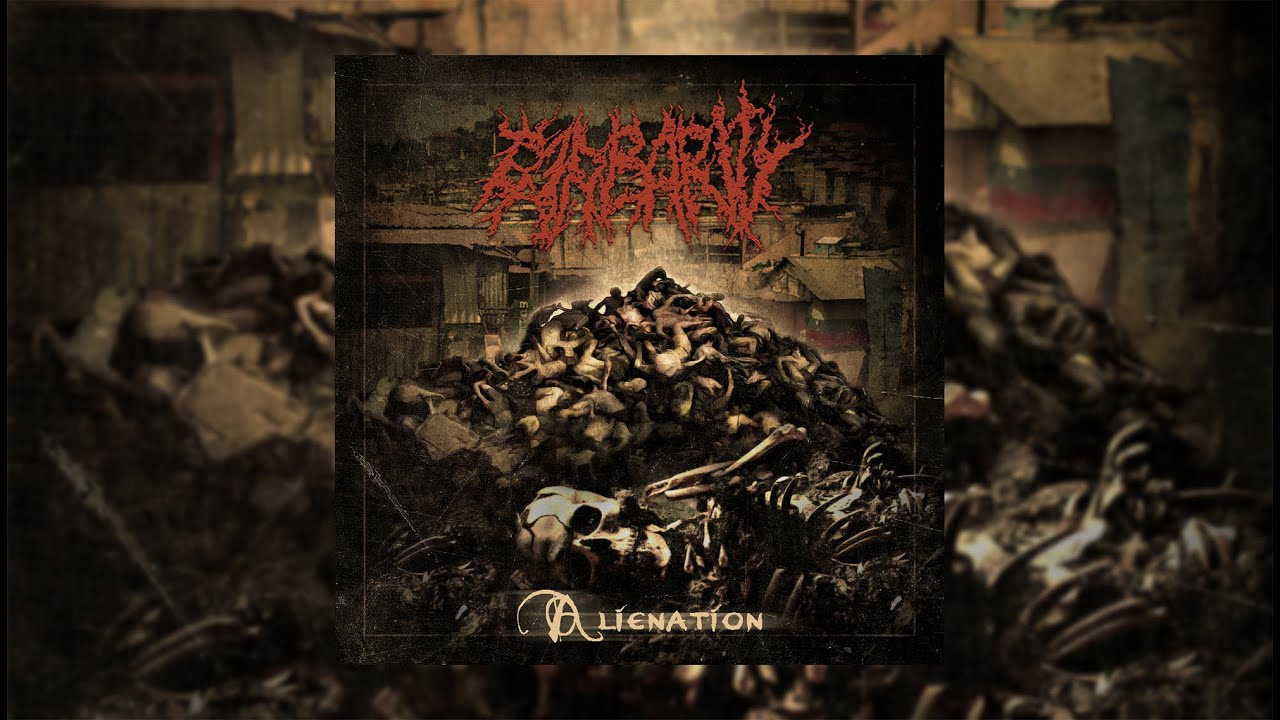 Barbarity – Alienation (LYRIC)